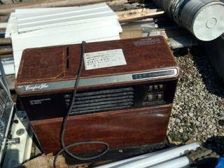 2 kerosene heaters and five containers of kerosene