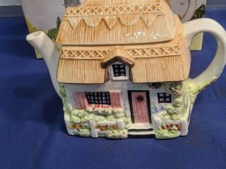 the village teapot collectable summer college new inbox