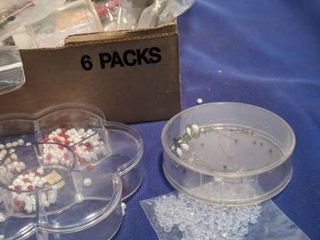 flat full beads to make jewelry with
