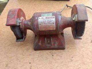 working baldor grinder buffer