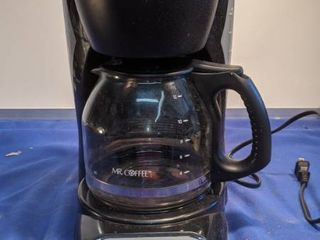 12 cup mr coffee maker with timer