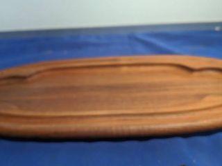 dansk wooden tray