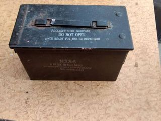 ammo can army green