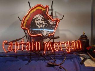 Captain Morgan light