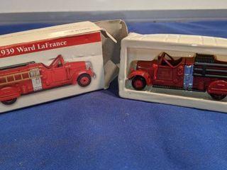 1939 ward la France fire truck