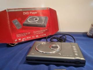 Durabrand DVD player untested