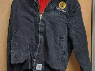 large carhartt jacket