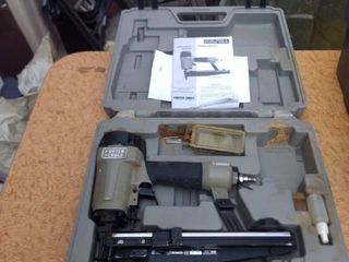 Porter Cable finish nailer model fn250a