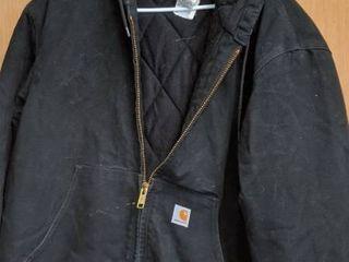 large Carhartt coat