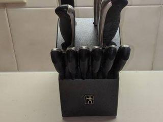 knife set one knife missing