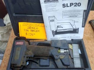 working senco slp20 brad nailer