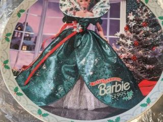 Barbie 1995 limited edition collector plate