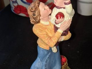 days of childhood figurine