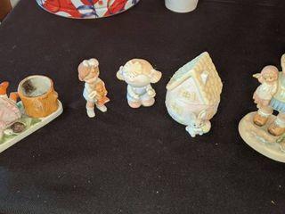 five figurines