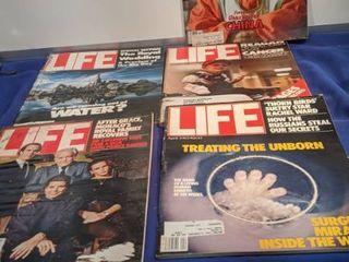 five life magazines