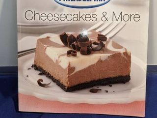 Craft Philadelphia cheesecake and more cookbook p