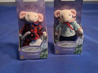 Stuart little collectibles