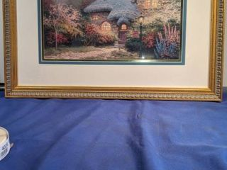 cottage picture 25x21