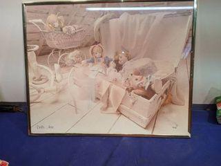 picture 16x22 dolls attic