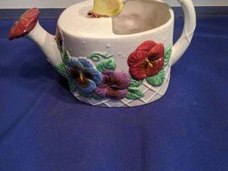 flower watering pot