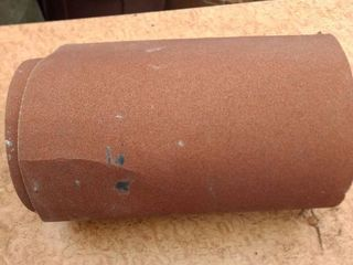 one roll 12 in wide sandpaper length unknown