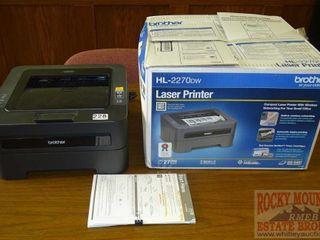 Brother HL-2270 Laser Printer.