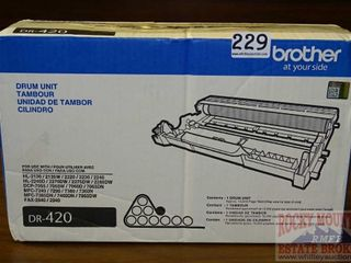 New Brother DR-420 Printer Drum.