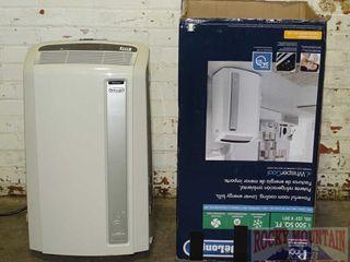DeLonghi WhisperCool Portable Air Conditioner.