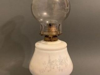 Plume and Atwood Oil lamp