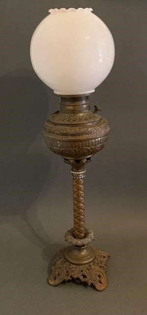 Exceptional Detailed Banquet lamp