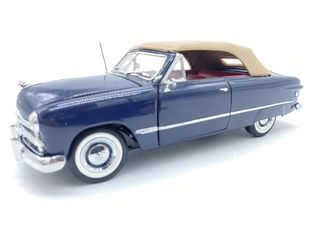 1949 Ford Convertible Die Cast Replica