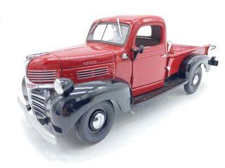 1941 Dodge 1/2 Ton Die Cast Replica
