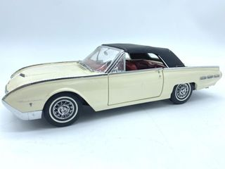 1962 For Thunderbird Convertible Die Cast Replica