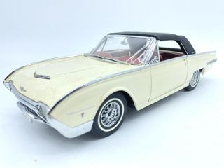 1962 Ford Thunderbird Convertible Die Cast Replica