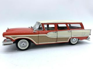 1958 Edsel Bermuda Station Wagon Die Cast Replic