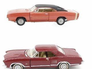 (2) Franklin Mint Precision Models : Buick Rivera