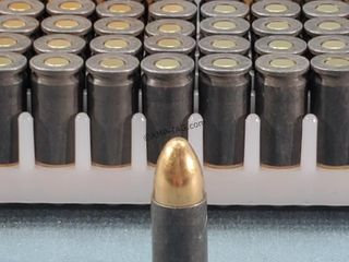 100 Rds 2 Boxes Herter's Select 9mm 115gr FMJ Ammo