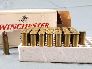 37 Rounds Winchester 357 Mag 110gr JHP Ammo in Box