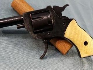 Hy Hunter Chicago Cub 22 Short Revolver