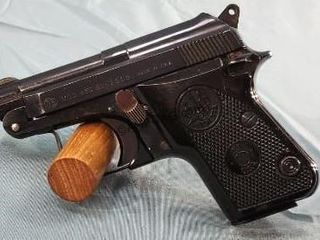 Beretta Model 950 25 Automatic Pistol