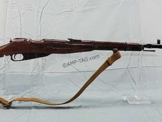 Russian M1944 Mosin Nagant 7.62 Military Carbine