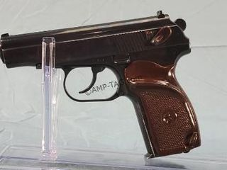 East German Makarov 9mm Makarov Pistol