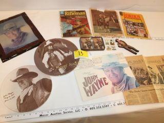 John Wayne Pieces