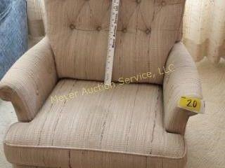 Small Rocker / Recliner Chair