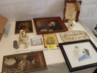 Christian Prints and Decor