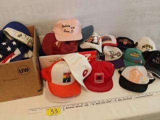 Vintage Cap Collection