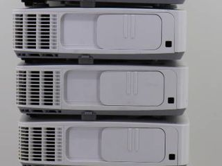 (7) NEC PE401H Projectors *Parts*