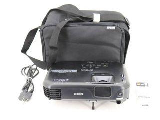 Epson PowerLite 1261W HDMI Portable Projector