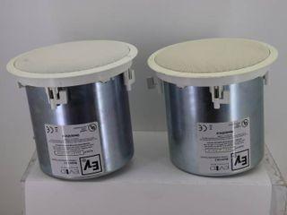 ElectroVoice Model C8.2 Ceiling Loudspeakers