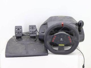 Logitech Momo Racing Console